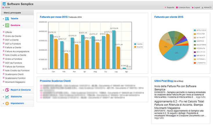 Programma di fatturazione online scegli software semplice for Semplice software di progettazione di mobili
