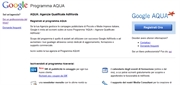Google Aqua per le agenzie qualificate ADWords